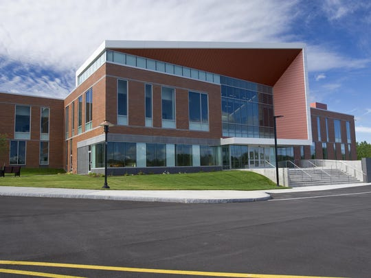The new Clinical Health Sciences Center at Rochester Institute of Technology.