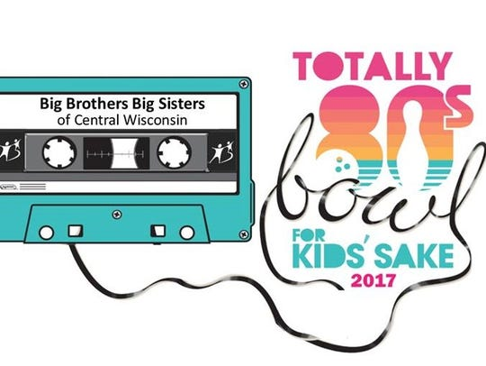 The 2017 Bowl for Kids' Sake will be held Feb. 24-26,