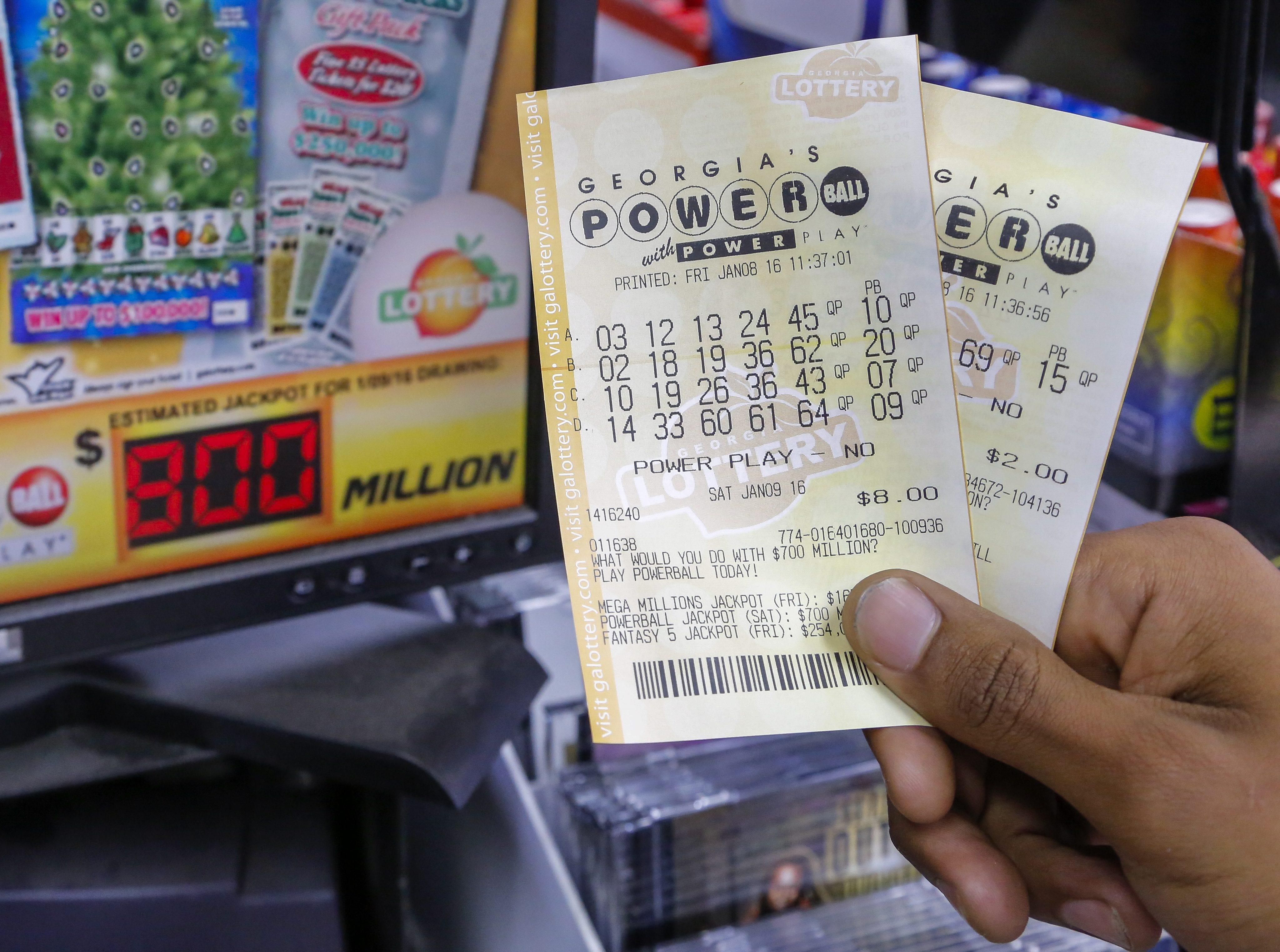 Ball de foto lottery power 2
