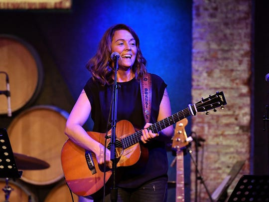 Brandi Carlile performs May 8 at State Theatre of Ithaca.