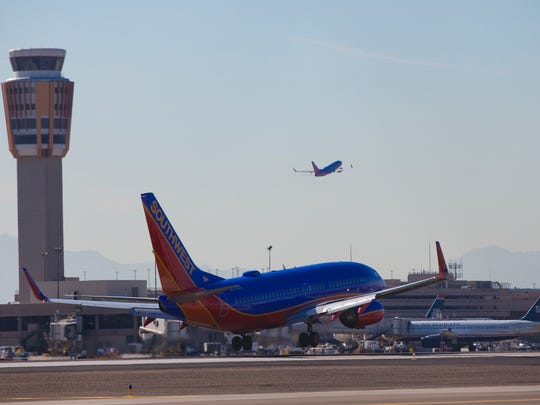 Phoenix Sky Harbor International Airport.