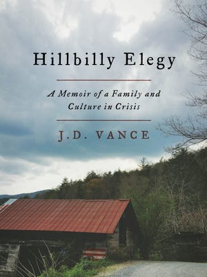 """Hillbilly Elegy: A Memoir of a Family and Culture in Crisis"""