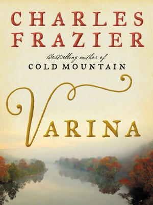 'Varina' by Charles Frazier