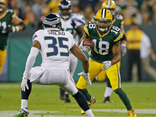 Randall Cobb, DeShawn Shead