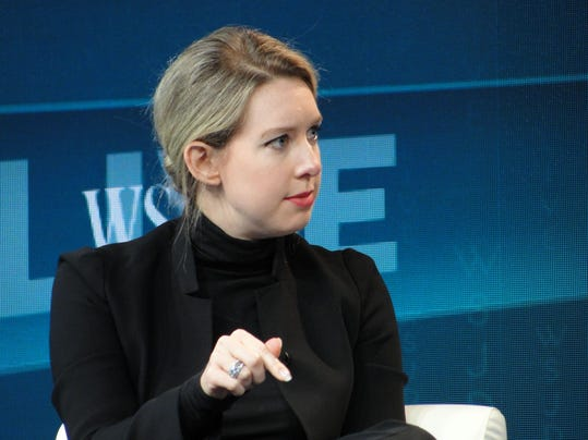 FILES-US-BIOTECHNOLOGY-COURT-SECURITIES-PHARMACEUTICAL-THERANOS