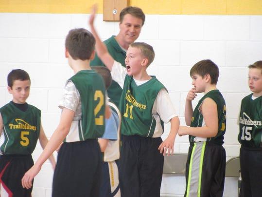 trailblazers basketball