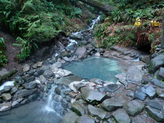 Oregon Top 5 Best Hot Springs In Western Oregon