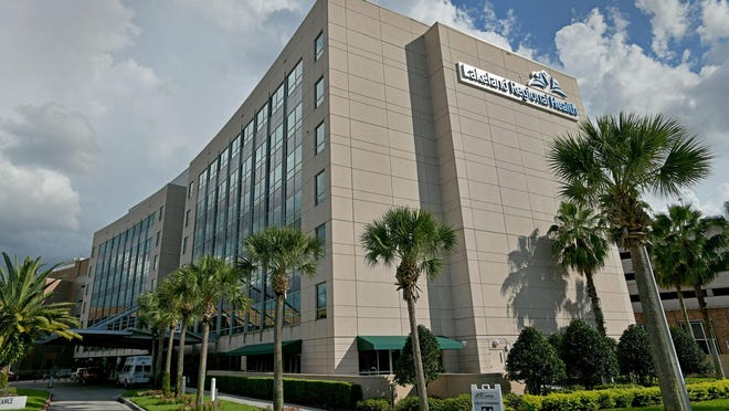 As of Friday, Lakeland Regional Health Medical Center was reporting 179 COVID-19 patients, of which 15 required ICU level care
