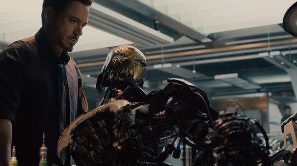 Tony stark unhappy