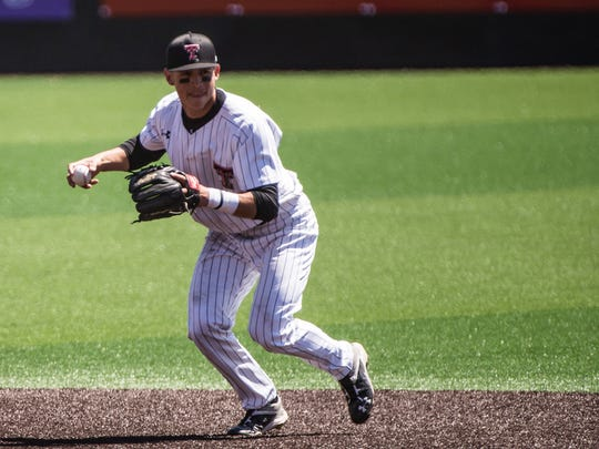 Americas alumnus Orlando Garcia is the starting shortstop and the No. 2 hitter for the Texas Tech Red Raiders.