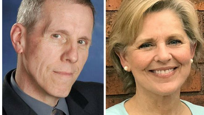 Pastor Fred Wooden of Grand Rapids and Cathy Albro of Middleville will face each other in the Democratic primary for U.S. representative of the 3rd Congressional District.