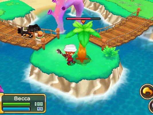 Fantasy Life 3DS Carpenter