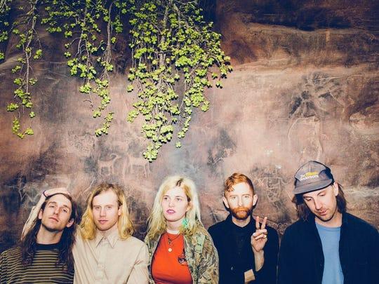 Rock band Saintseneca will perform on Feb. 11 at Joyful Noise Recordings.