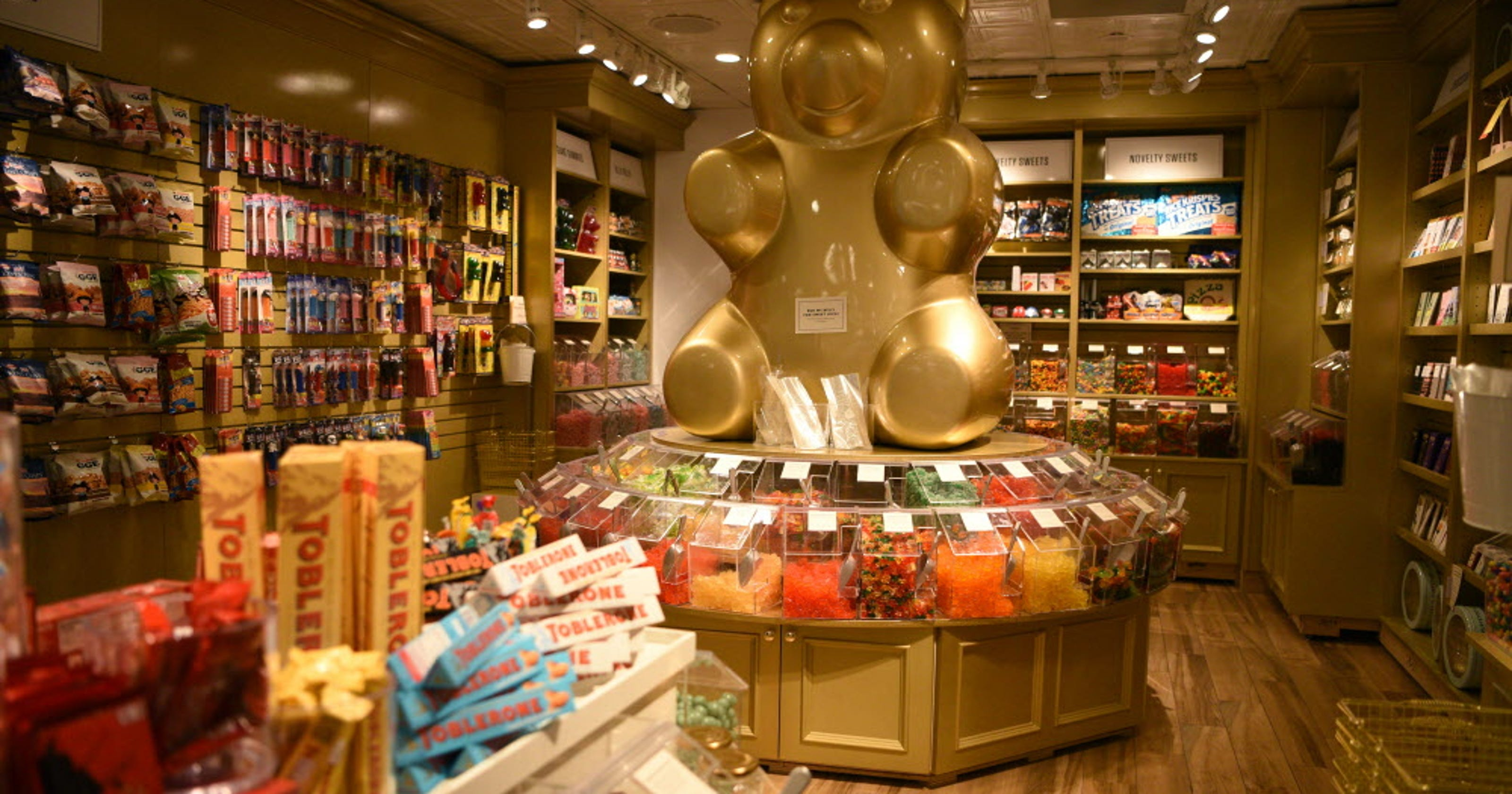 Ung: A candy store for grownups