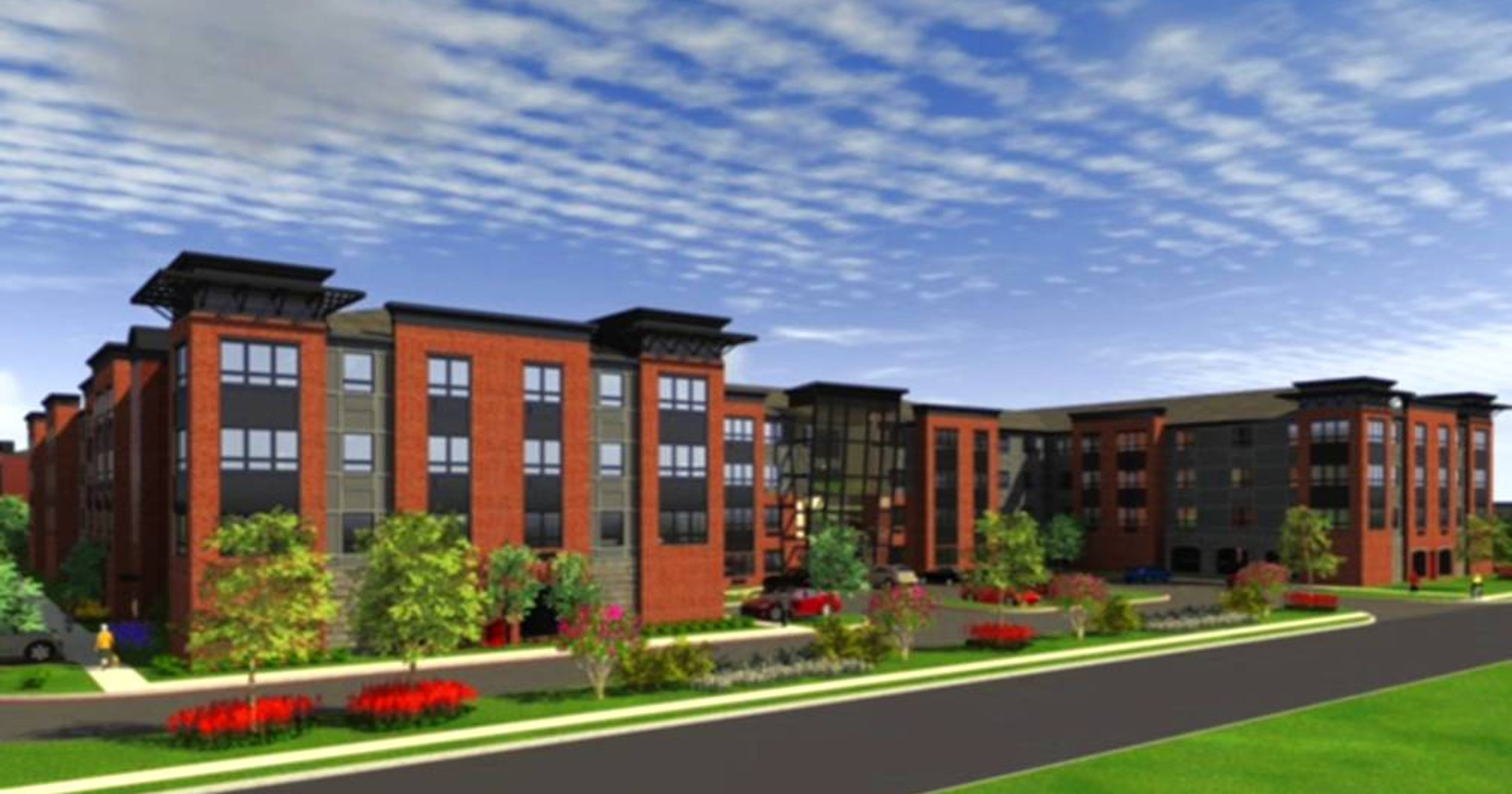 3f69a71247e East Rutherford apartments win approval