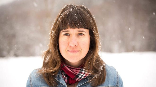 """Anna Coogan will cover songs by Johnny Dowd and Mary Lorson during The Cosmic Joke Collective's """"We've Got You Covered, Part 2"""" at Lot 10 on Saturday."""