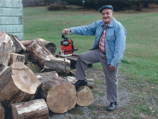 Edward Shapley, 96, died on Aug. 27.