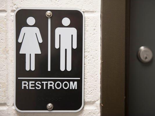 Cherry Hill School Bathroom Welcomes All Genders