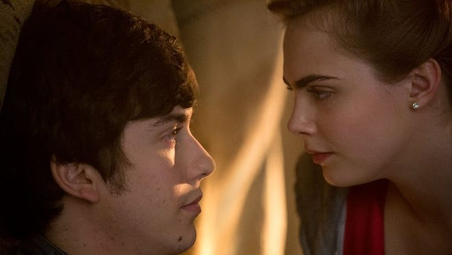 """""""Paper Towns"""" doesn't outshine """"The Fault in our Stars,"""" but it has heart."""