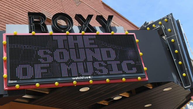 Movies are returning to the Roxy Theatre in Minerva. The Minerva Area Chamber of Commerce owns the Roxy.