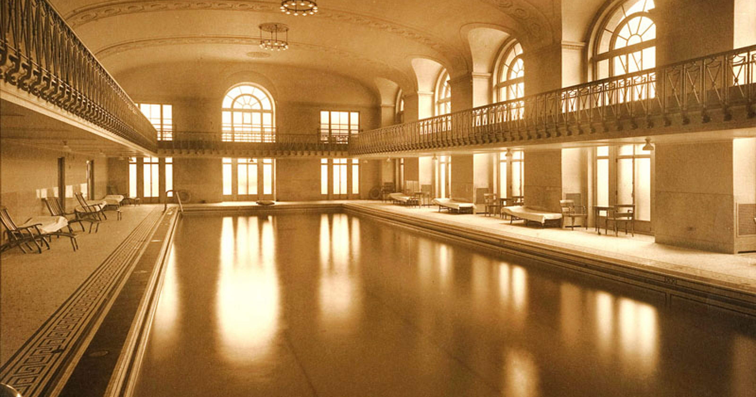 Meet detroit 39 s 39 prewar 39 indoor swimming pools - Public indoor swimming pools el paso tx ...