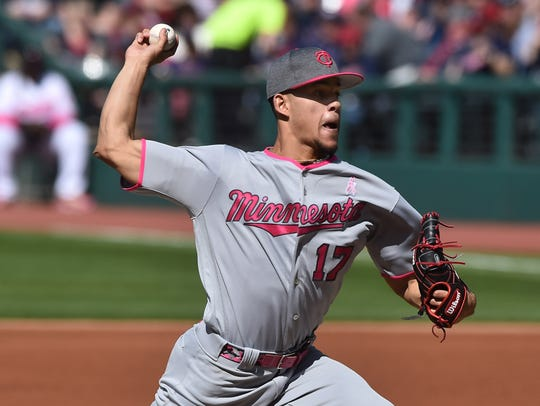 Jose Berrios has been tremendous in his first two starts