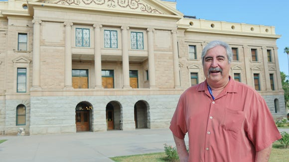 Few people loved Arizona more than its historian, Jack August.
