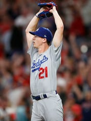Walker Buehler, who played at Vanderbilt, has excelled in his first full season with the Dodgers.