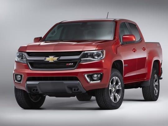 Industrials Autos General Motors Chevy Colorado Gm