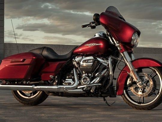 Harley-Davidson's 2017 Street Glide Special.