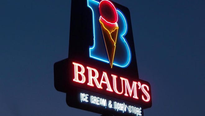 Braum's Ice Cream & Burger Restaurant confirmed interest in expanding to West Texas this week.