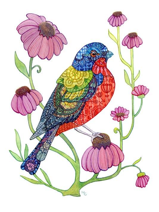 LEDE - Markia Chew's watercolor prints