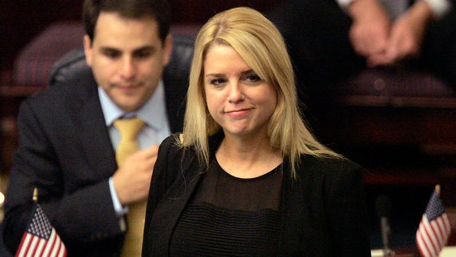 Florida Attorney General Pam Bondi.