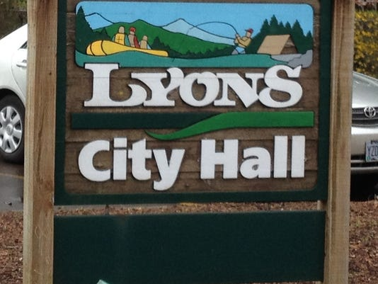 Lyons City Hall