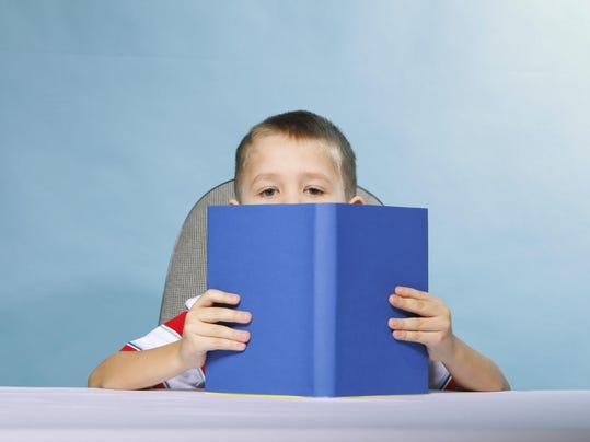 school - book