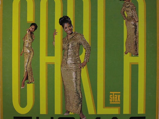 """Carla Thomas' 1966 album is featured in the hit movie """"Baby Driver."""""""