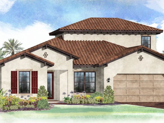 Artist's rendering of Hampton Park's Estate Corsica II with 3,317 square fee.jpg