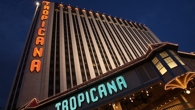 The Tropicana Resort & Casino in Las Vegas is offering discounted rooms for under $40 during the holiday season.