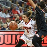UofL's Jackson takes new challenge in stride