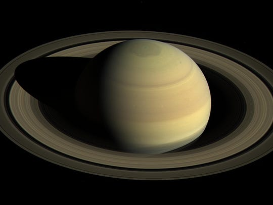 The mystery of the birth of Saturn's rings may have