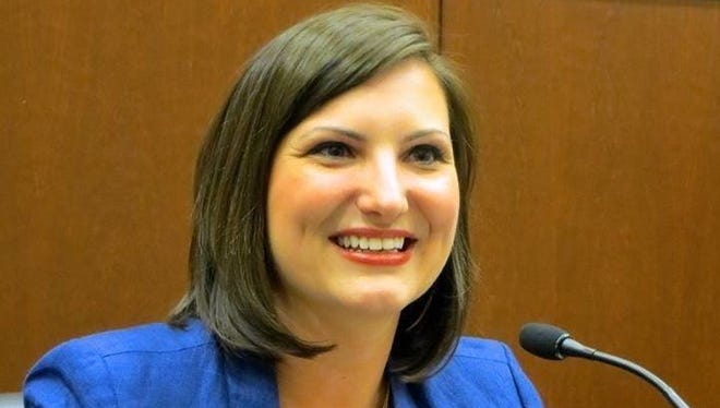 A lawsuit filed Wednesday claims that state Rep. Kristy Pagan, D-Canton, no longer lives in the district she serves.