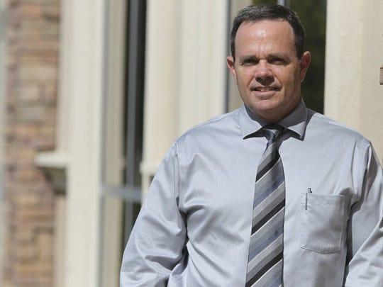 Tehama County superintendent of schools Rich DuVarney