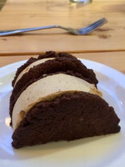The Turkish coffee ice cream sandwich comes from Eat