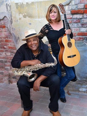 Allison and Victor's acoustic soul music will be performed on the patio at POPs in Dunsmuir at 7 p.m. on Saturday as part of the city's Second Saturday celebration.
