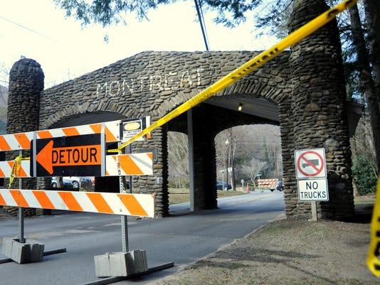 BMN 031716 Montreat gate