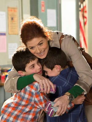 """New Debra Messing drama """"Mysteries of Laura"""" had a solid launch in a special time slot behind NBC's """"America's Got Talent"""" finale."""