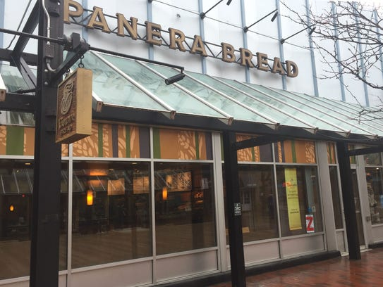 Panera Bread announced its restaurant on the Church