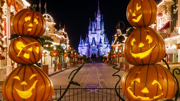 Members save ovre 15% on tickets to the 2017 Mickey's Not So Scary Halloween Party.