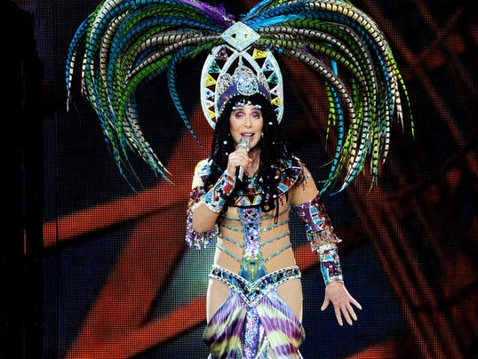 Cher performs M... D2k Road