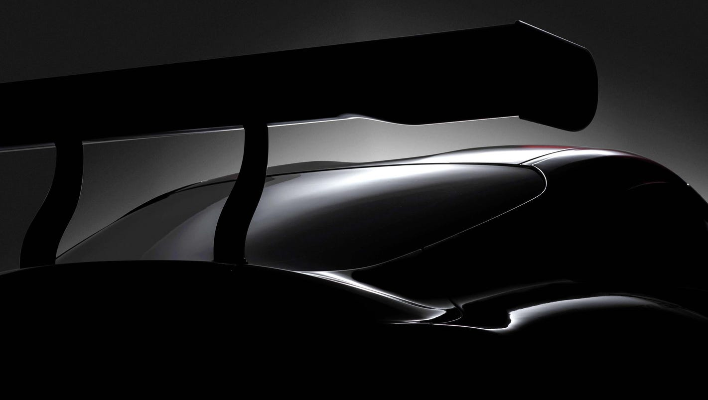 Toyota continues its Supra tease-act